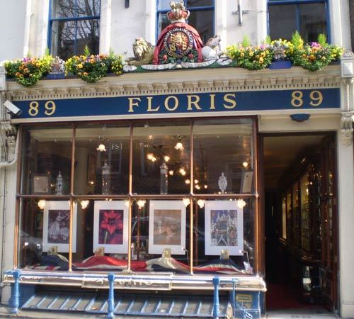 floris boutique shop