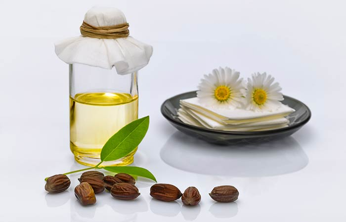 (g) Jojoba Oil For Hair Growth