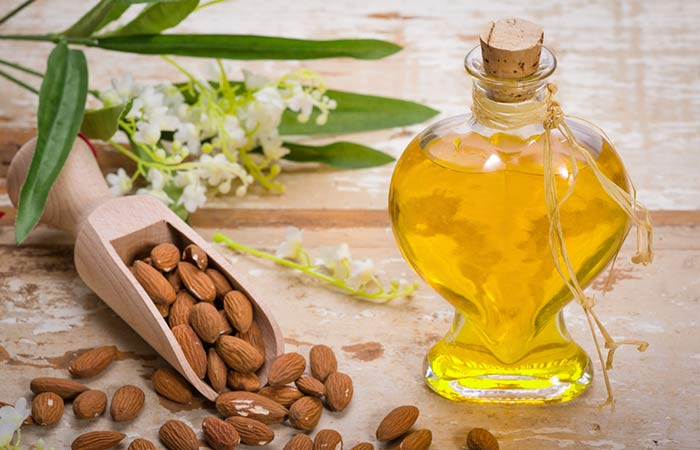 (k) Almond Oil For Hair Growth