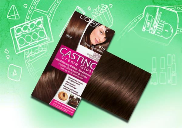 loreal casting creme gloss hair color