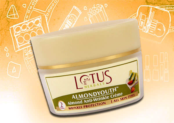 lotus herbals almondyouth