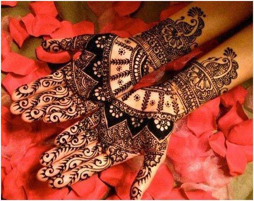 Mehndi Henna Games : Beautiful eid collection for girls best mehndi designs