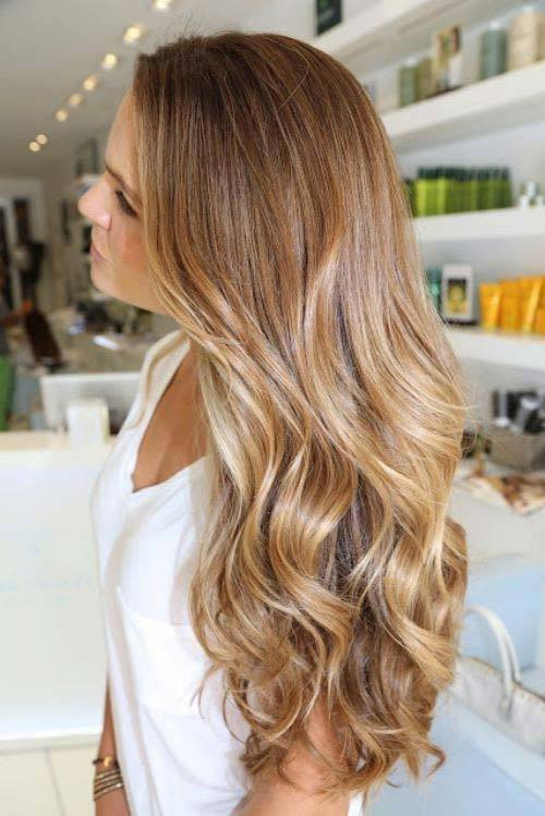 Makeup tips for 8 types of coloured hair caramel hair ombre hair urmus Image collections