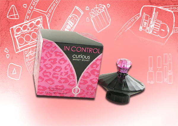 perfume britney spears curious in control