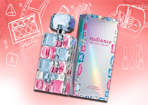 radiance by britney spears 3.3 oz edp spray