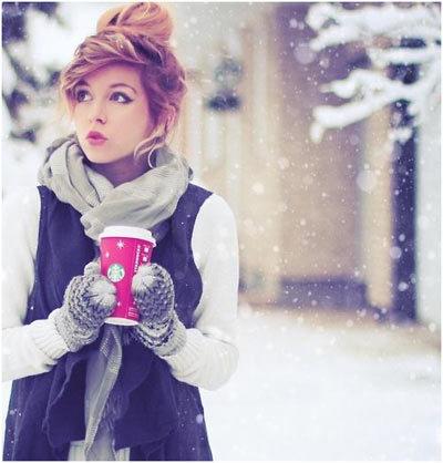 Usa il fondotinta troppo leggero nella stagione invernale