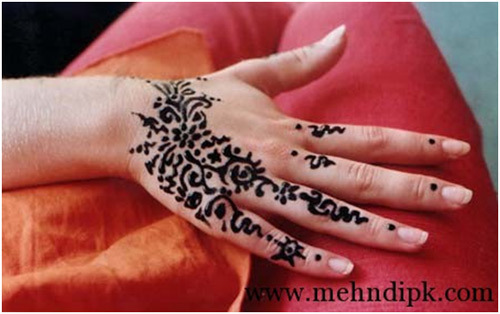 simple mehndi gorgeous