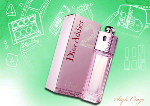 sparkle in pink perfume