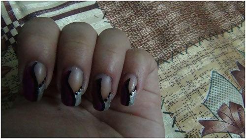 toothpick nail polish