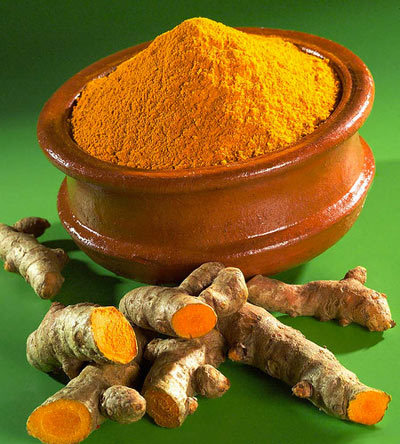 Use Turmeric For Yellow Skinned Women