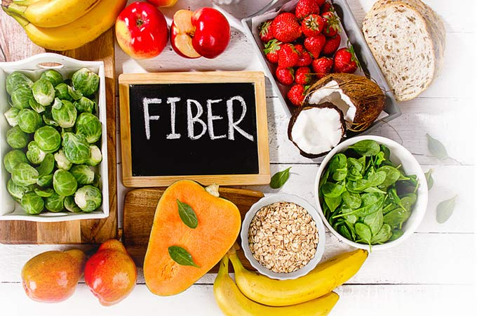 1. Load Up On Dietary Fiber