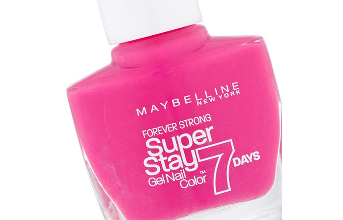 Best Nail Polish For Dark Skin - 1. Maybelline New York Nail Polish, 155 Bubble Gum