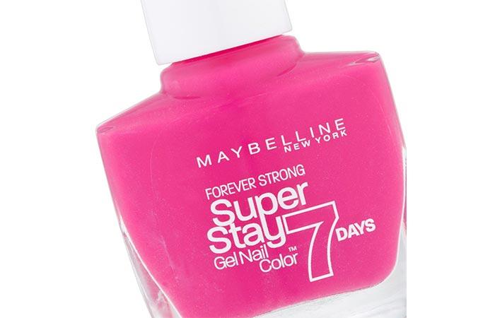 Best Nail Polish For Dark Skin - 1. Maybelline New York Nail Polish, 155 Bubble Gum
