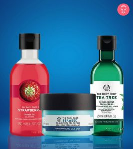 10 Best Body Shop Products – 2019