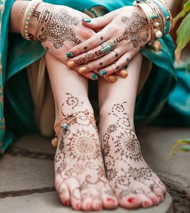 10 Intricate Rajasthani Mehndi Designs To Try In 2018