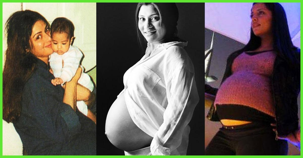 25 Beautiful Pregnant Celebrities