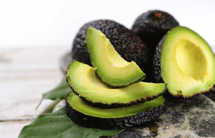 12. Avocado Face Mask For Dry Skin