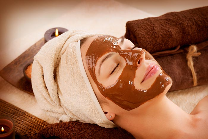 Image result for Chocolate Therapy: 6 Ways to Use Chocolate For Good Skin