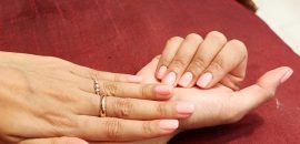 How To Do The French Manicure At Home
