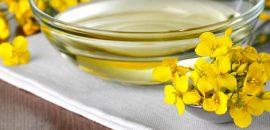 10 Amazing Health Benefits Of Canola Oil