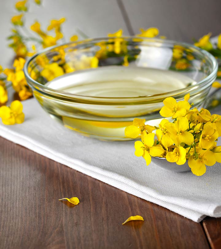 10 Amazing Health Benefits Of Canola Oil
