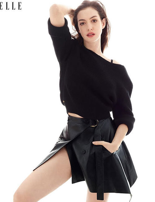 Anne Hathaway - Charming Woman In The World