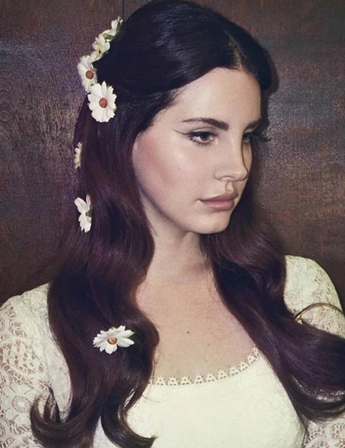 19. Lana Del Rey - Glamorous Woman In The World