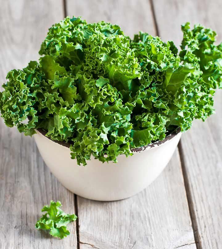 13 Amazing Benefits Of Kale (Karam Saag) For Skin, Hair And Health