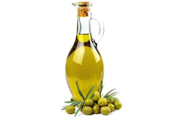 2. Olive Oil Massage