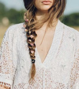 20 Uniquely Beautiful Braided Hairstyles For Girls