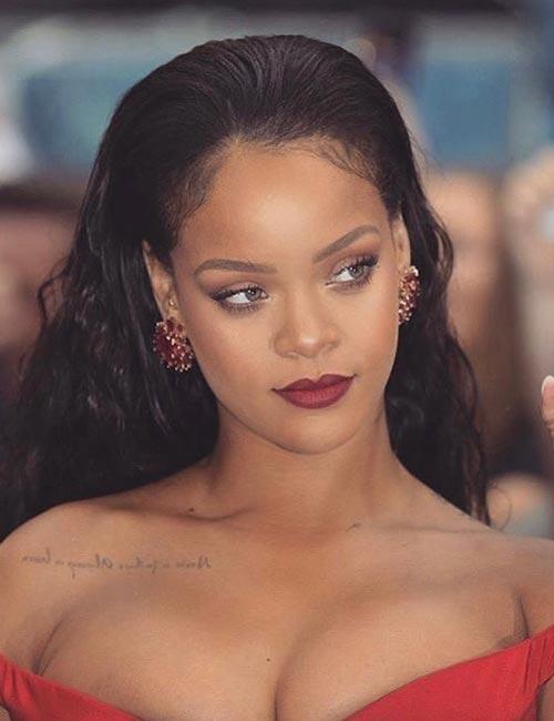 20. Rihanna - Stunning Woman In The World