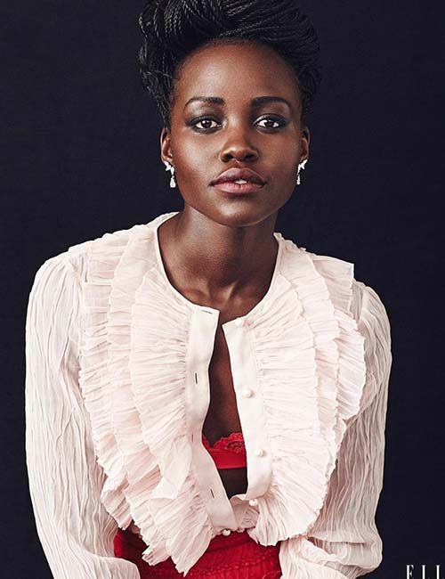 21. Lupita Nyong'o - Gorgeous Woman In The World
