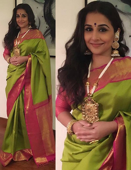 Vidya Balan - Most Beautiful Woman in India