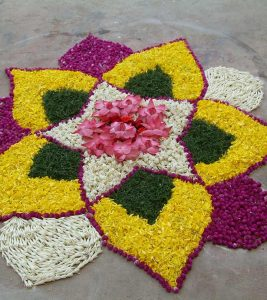 50 Mesmerizing Rangoli Designs And Patterns For 2018