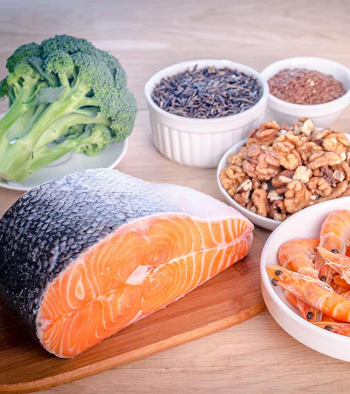 Top 10 Food Rich In Omega 3 Fatty Acids