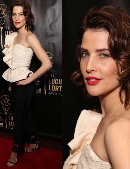22. Cobie Smulders - Magnificent Woman In The World