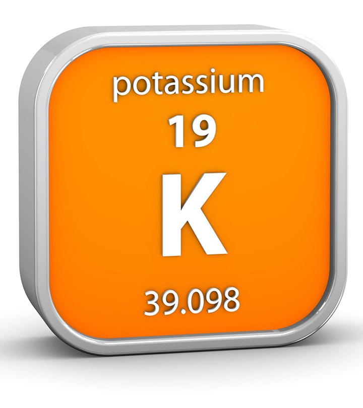 Top 10 Benefits Of Potassium