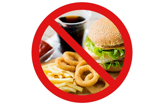 Lose Weight Without Dieting - Avoid Snacking On Junk Food