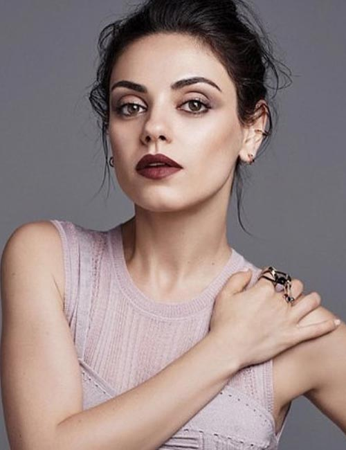 Mila Kunis - Most Beautiful Women