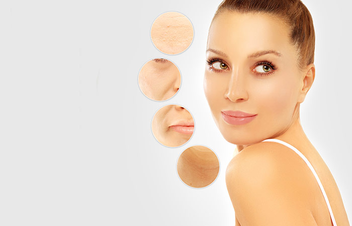 Benefits Of Figs - Prevent Wrinkles
