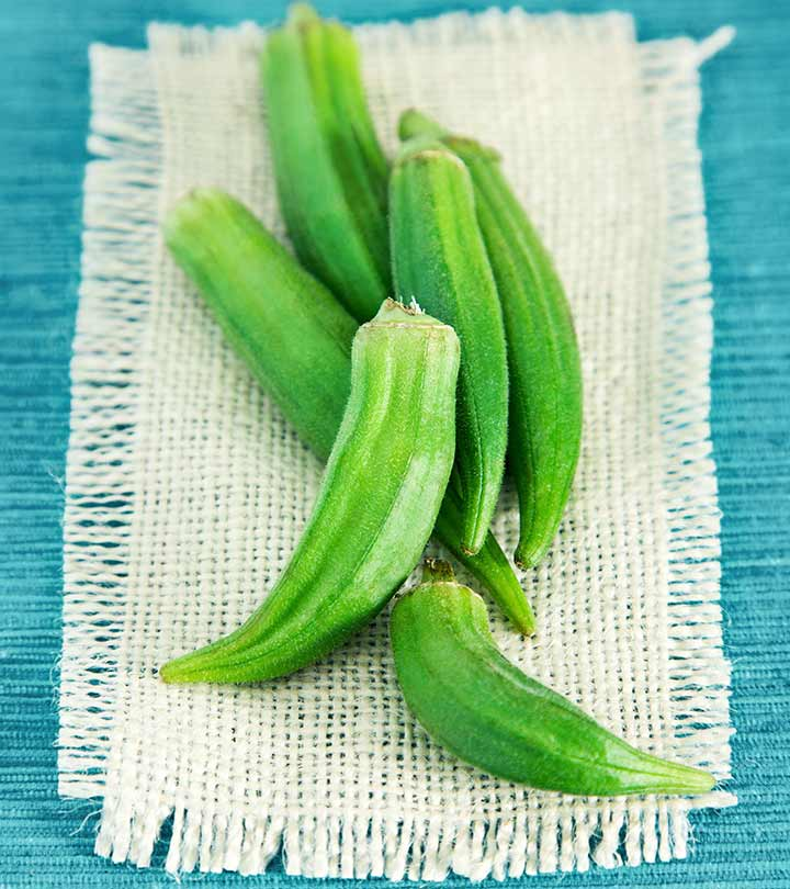 Okra (Bhindi) Hair Treatment and Conditioner