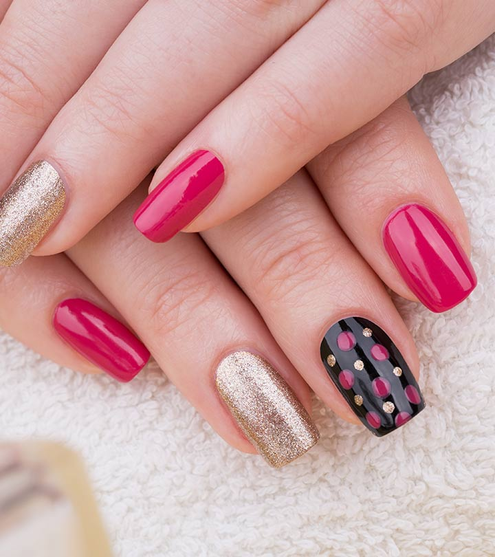 simple nail art designs