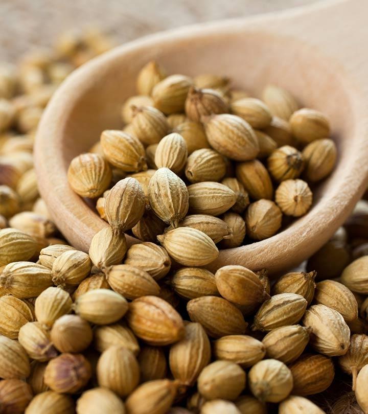 10 Amazing Benefits Of Coriander Seeds Dhania
