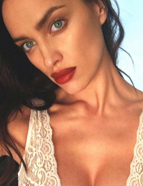 27. Irina Shayk