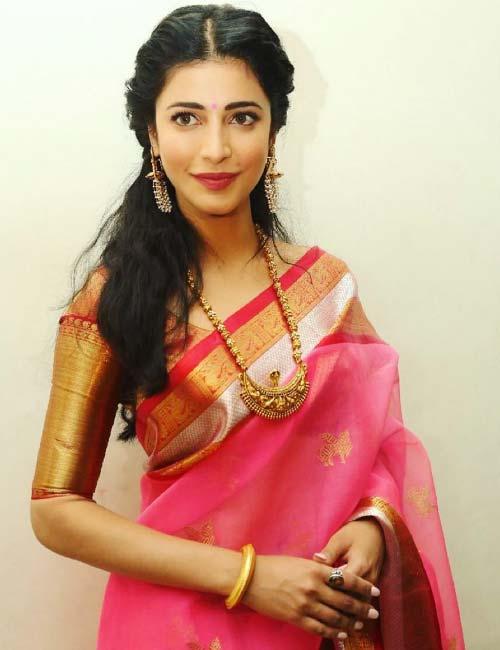 29. Shruti Haasan - Nice Looking Woman In The World