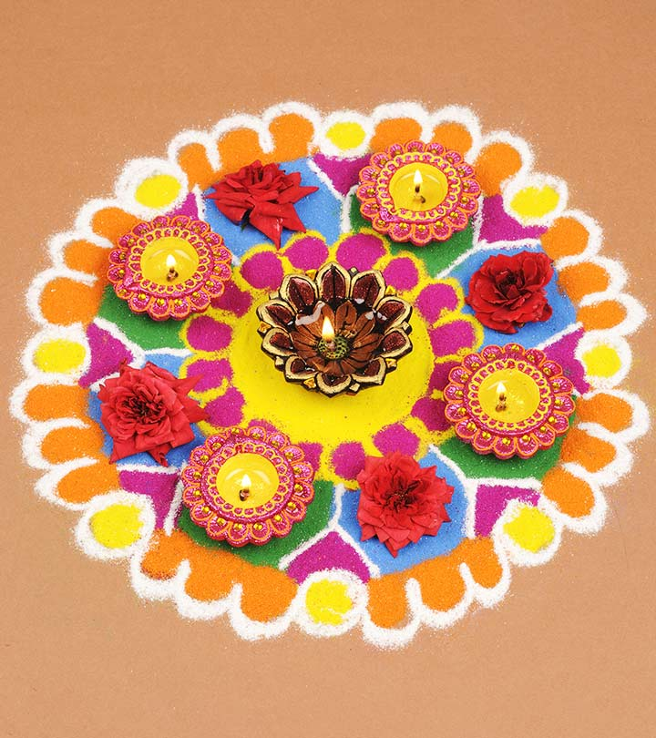 Best Small Rangoli Designs - Our Top 10