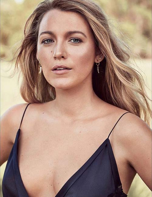 3. Blake Lively - Pretty Woman In The World