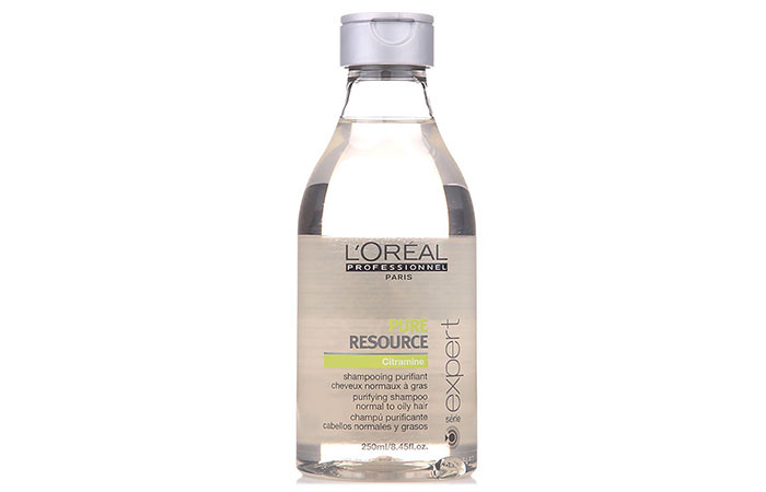 3. L'Oreal Professionnel Expert Serie Pure Resource Shampoo