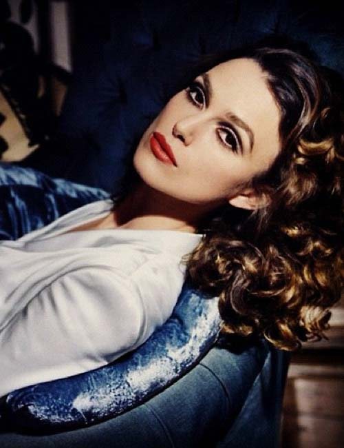 30. Keira Knightley - Charming Woman In The World