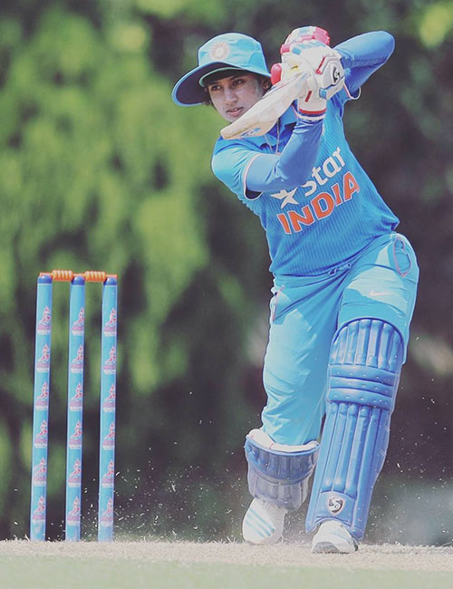 Mithali Raj - Beautiful Indian Women in Cricket